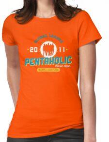 pentatonix Womens Fitted T-Shirt
