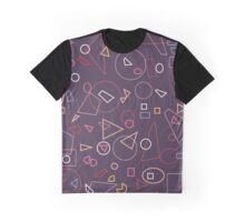 Pebbles Math Graphic T-Shirt