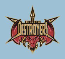 NIIGATA: DESTROYERS One Piece - Short Sleeve
