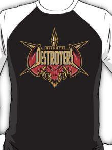 NIIGATA: DESTROYERS T-Shirt