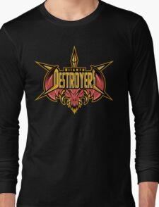 NIIGATA: DESTROYERS Long Sleeve T-Shirt