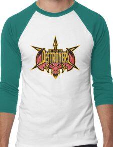 NIIGATA: DESTROYERS Men's Baseball ¾ T-Shirt
