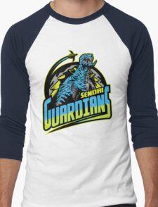 SENDAI: GUARDIANS Men's Baseball ¾ T-Shirt