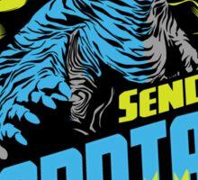 SENDAI: GUARDIANS Sticker