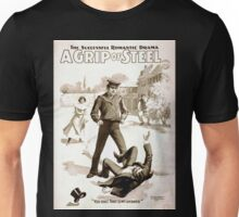 Performing Arts Posters The successful romantic drama A grip of steel 1087 Unisex T-Shirt