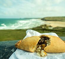 Perranporth Pasty  by Rob Hawkins