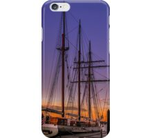 Tall Ship Mystic iPhone Case/Skin