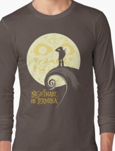 nightmare on termina Long Sleeve T-Shirt