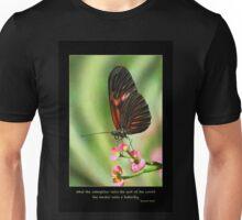 A Butterfly Unisex T-Shirt