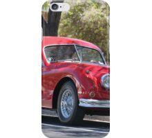 Jaguar XK120 iPhone Case/Skin