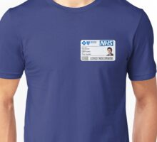 Doctor Who ID Unisex T-Shirt