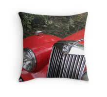 1954 - MG Throw Pillow