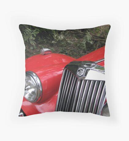 1954 - MG Throw Pillow
