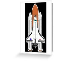 Space Shuttle Discovery, Greeting Card
