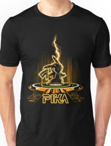 pika Tron Legacy Unisex T-Shirt