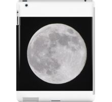 'Superest' Supermoon iPad Case/Skin