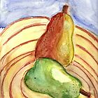 Les Pears.. by RobynLee
