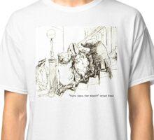 Turn Down Mr. Toad Classic T-Shirt
