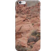 Valley of Fire Desert Textures  iPhone Case/Skin