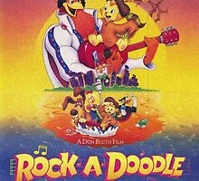 Rockadoodle by deadpoolRKO