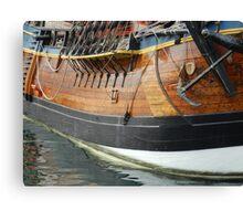 Endeavour(replica) Canvas Print