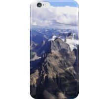 From the Peak of the Great Temple iPhone Case/Skin