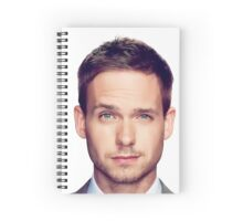 Mike Ross - Suits Spiral Notebook