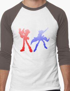 Yu-Gi-Oh! GX Game On! Men's Baseball ¾ T-Shirt