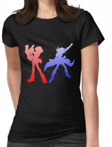 Yu-Gi-Oh! GX Game On! Womens Fitted T-Shirt