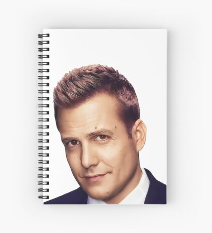 Harvey Specter -- Suits Spiral Notebook