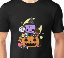 Trick or Treat Kitty Unisex T-Shirt