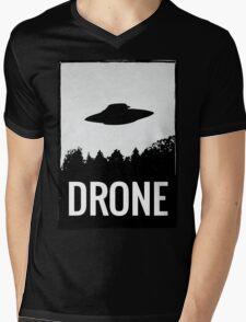 Drone Mens V-Neck T-Shirt