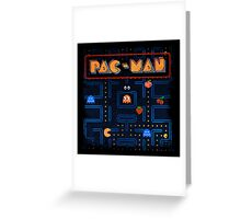 Man-Pac Greeting Card