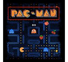 Man-Pac Photographic Print