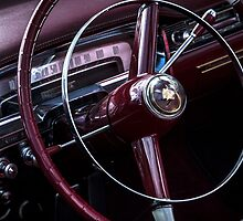1955 Cadillac (III) by Eric Christopher Jackson