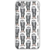 Sloth on Roller Skates iPhone Case/Skin