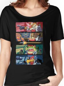 Star Muppets Fox Women's Relaxed Fit T-Shirt