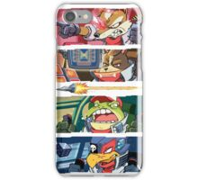 Star Muppets Fox iPhone Case/Skin