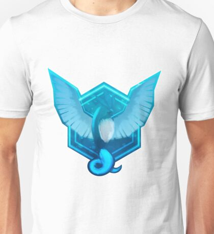 Team Mystic Logo Enhanced Unisex T-Shirt
