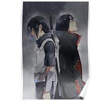Itachi Naruto Poster