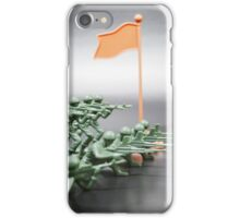 Plastic Soldiers iPhone Case/Skin