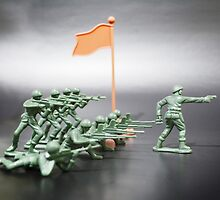 Plastic Soldiers by Igor Pamplona