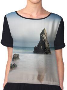 Sango Beach Chiffon Top