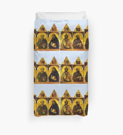 ICONS Duvet Cover