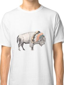 White Bison Classic T-Shirt