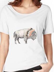 White Bison Women's Relaxed Fit T-Shirt