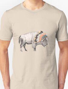 White Bison Unisex T-Shirt