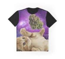 Space kitten  Graphic T-Shirt