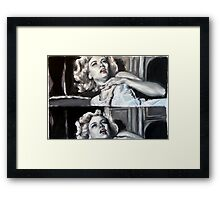 Dial M for murder Framed Print
