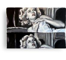 Dial M for murder Canvas Print